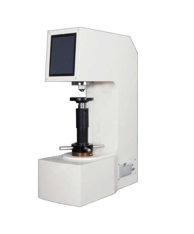 Metal Automatic Rockwell Hardness Tester Touch Screen Full Scale Superficial