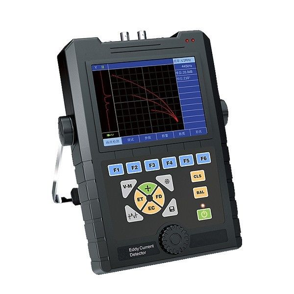 60KHz 240KHz Portable Eddy Current Flaw Detector with Digital Filter 180*80*30 mm